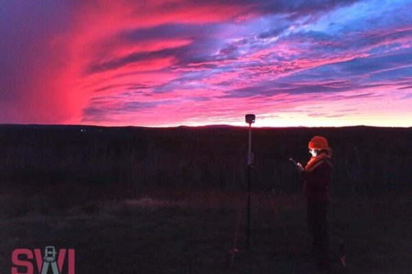 SWI Sunset